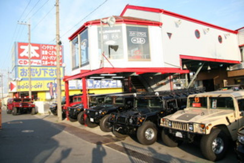 HEAVY DUTY 4×4Dealer Sky Auto